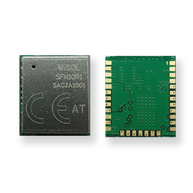 Modules Sigfox verified de chez Wisol ref SFM10R1
