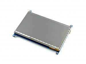 "Ecran LCD Tactile 7"" HDMI 1024x600 IPS"