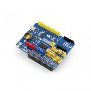 Shield Raspberry Pi ARPI600 pour shield Arduino