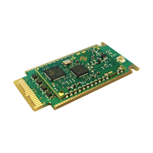 Carte de communication LoRaWan et LoRa P2Ppour MangOH