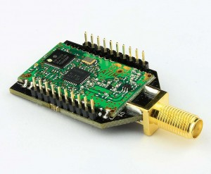 Module XBee LoRaWan et LoRa P2P connecteur RPSMA