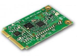 Carte de communication LoRaWan Mini PCI Express