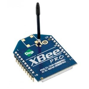 Module XBee PRO 2.4GHz, antenne fouet intégrée