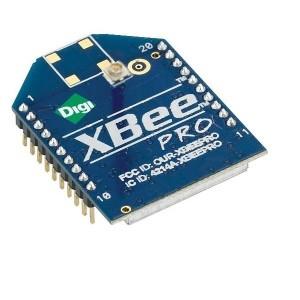 Module XBee PRO 2.4GHz, connecteur U.FL