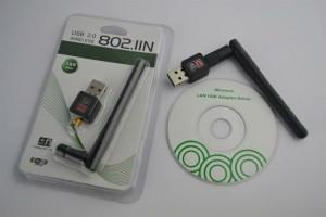 Mini dongle USB Wifi 802.11 Ralink RT5370