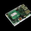 Carte de communication SigFox pour Raspberry Pi avec Boitier DIN