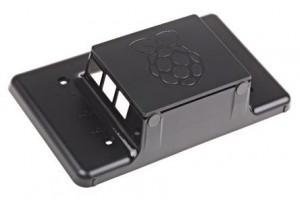 Boîtier Noir pour Raspberry Pi et écran tactile LCD Raspberry Pi