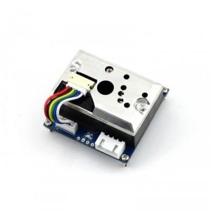 Capteur de poussière numérique compact avec interface