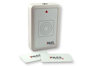 Lecteur de badge RFID Sigfox Ealloora Pass