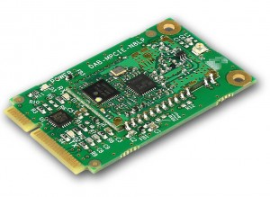 Carte de communication LoRaWan Mini PCI Express