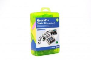 Kit Grove pour Raspberry Pi 2 / Pi 3 - Certifié CE