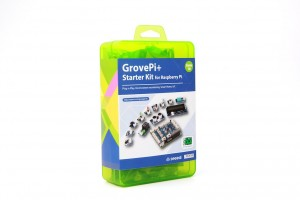 Kit Grove pour Raspberry Pi  Certifié CE