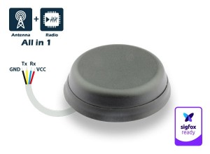 Sigfox Neomni Smart Connect S-RC1- Antenne digitale Sigfox (Outdoor & Smart)