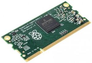 Raspberry Pi Compute module 3 Lite