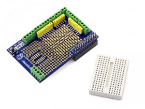 Shield de prototypage pour Raspberry Pi