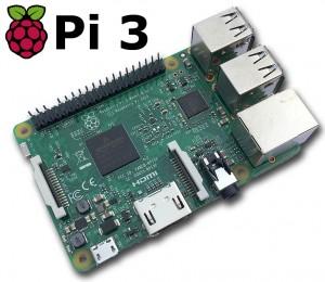 Raspberry PI 3 modèle B 1 Gb