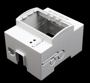 Boitier pour Raspberry Pi A/B montage rail DIN