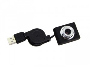 Caméra USB 2.0 Mini Webcam
