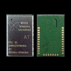 Pack 10 Modules Wisol WSSFM10R4 pour le réseau Sigfox