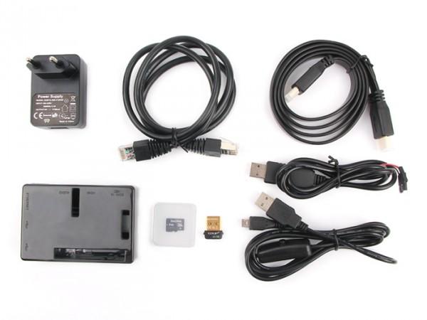 Kit de démarrage Raspberry Pi B+ Pi 2 et Pi 3