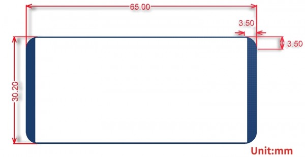 Module d'affichage E-Ink de 250x122, 2.13 pouces pour Raspberry Pi