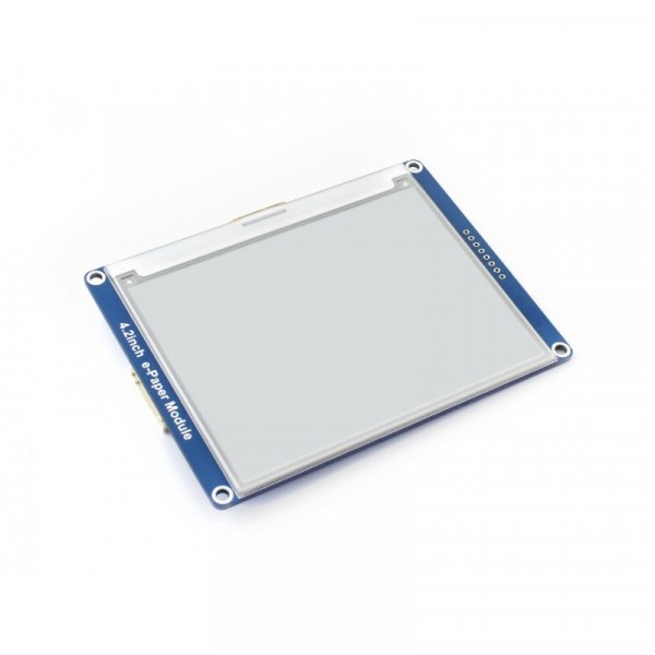 Module d'affichage E-Ink de 400x300, 4.2 pouces