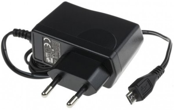 Alimentation EU 5V 2A 10.5W port micro USB