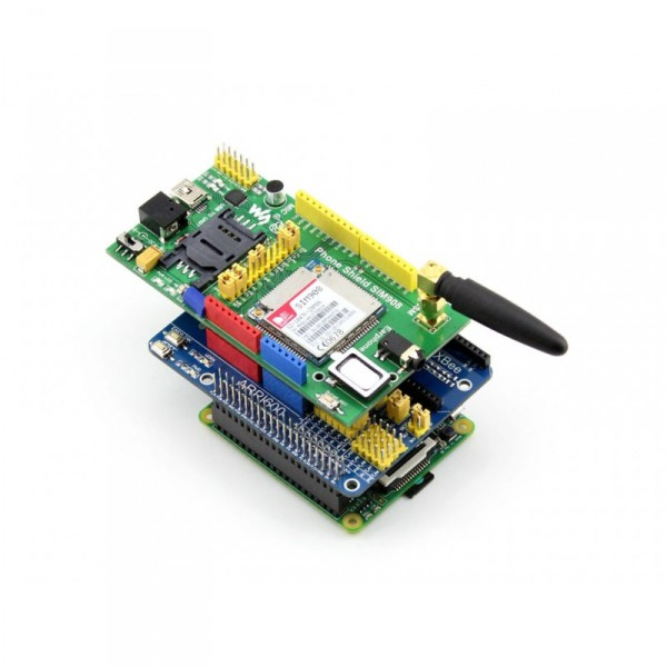Shield Raspberry Pi ARPI600