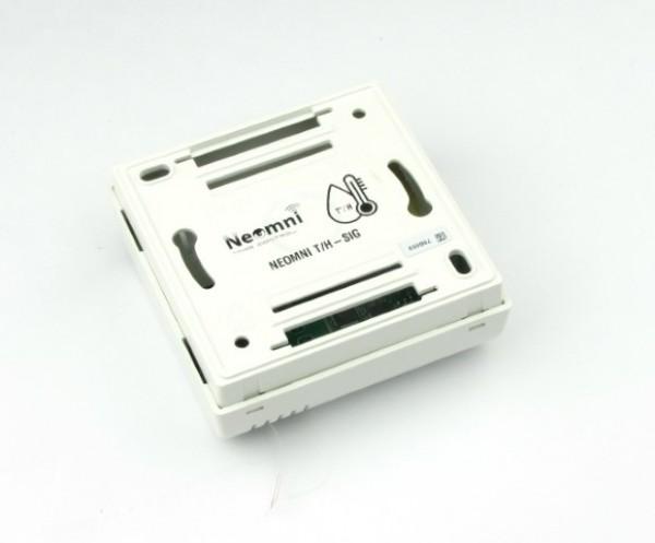 Capteur Température et Hygrométrie Indoor Sigfox ACWSF8-TH