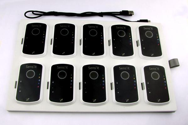 Sigfox Pack de 10 Sens'it Génériques solution IOT