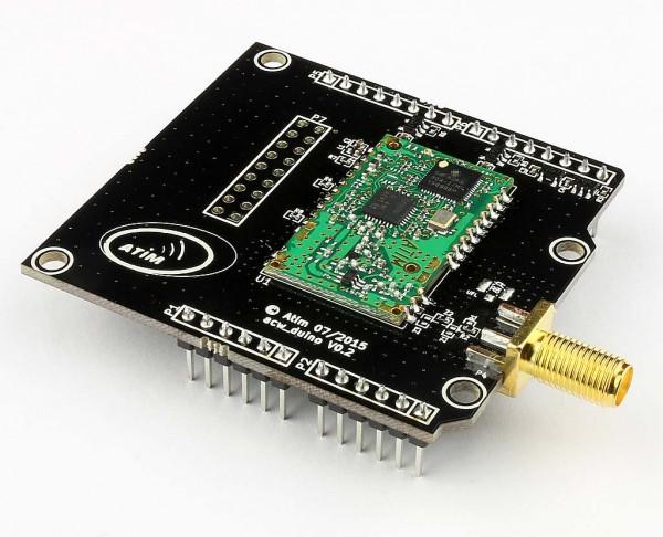 Carte de communication LoRaWan pour Arduino