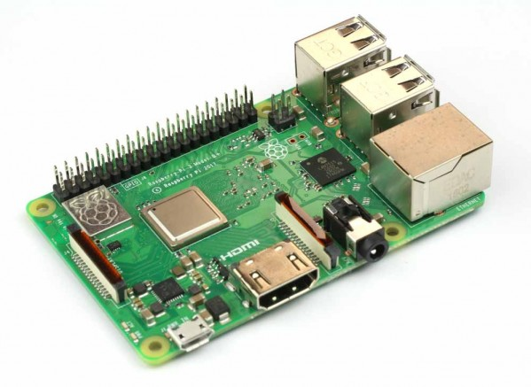 Raspberry PI 3 modèle B+ 1Gb