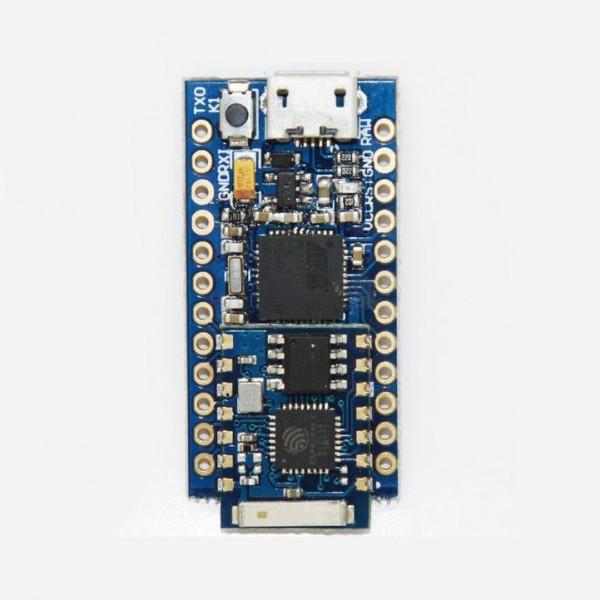 MiuPanel Arduino USB + μPanel SCF-TOP03 module wifi