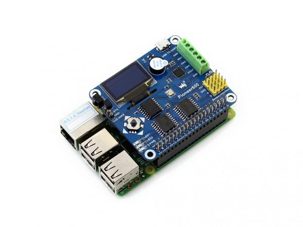 Shield Raspberry Pi Pioneer600