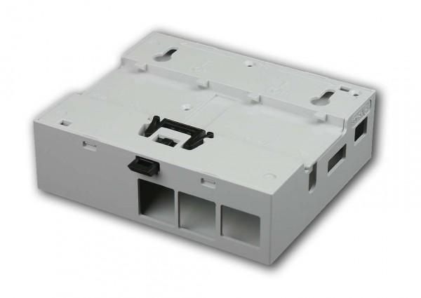 Boitier 6M Rail DIN Compact pour Raspberry Pi