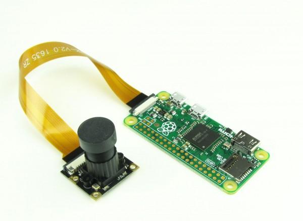 Câble camera 15cm pour Raspberry Pi Zero V1.3