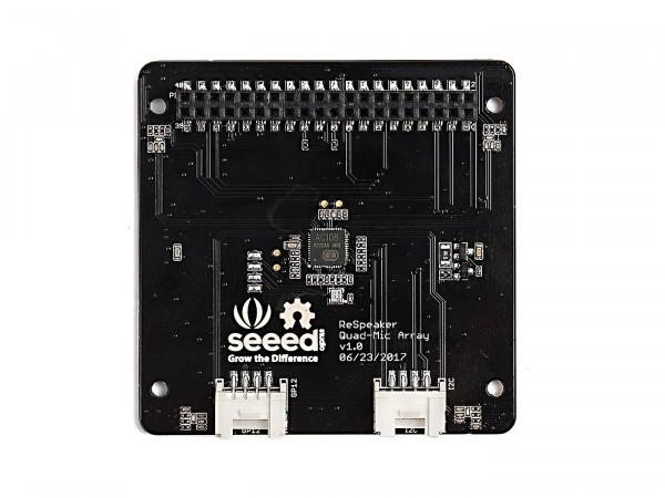 ReSpeaker 4-Mic Array pour Raspberry Pi