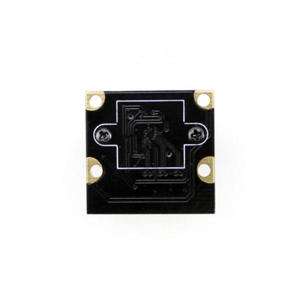 Caméra Raspberry Pi grand angle 160° F2.35 Caméra grand angle Raspberry Pi, compatible avec toutes les versions du Pi Capteur 5 megapixel OV5647 avec module de réglage du focus et lentille fisheye