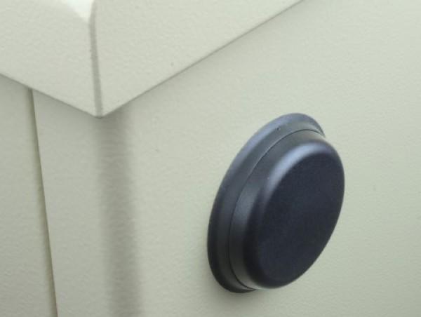 Sigfox Neomni Smart Connect sur une armoire électrique