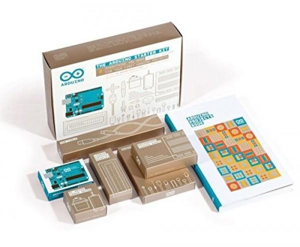 Kit de démarrage pour Arduino - (FR) - K020007