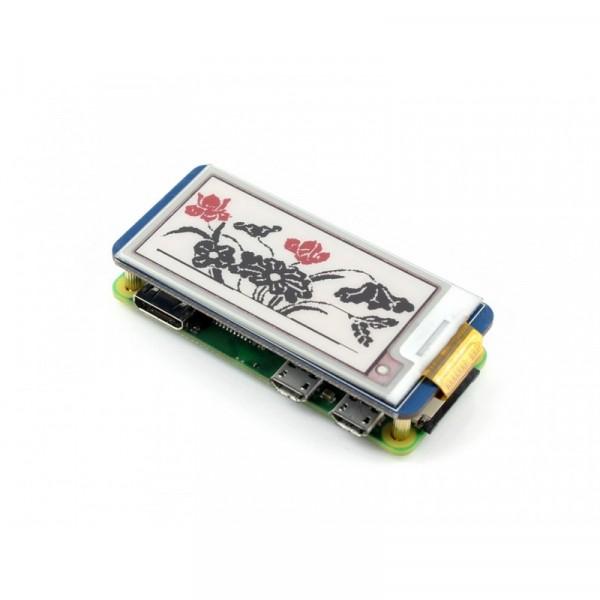 Module d'affichage E-Ink de 250x122, 2.13 pouces pour Raspberry Pi, 3 couleurs