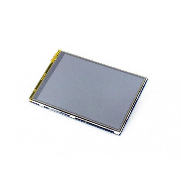 """Ecran LCD Tactile 3.5"""" RPI HDMI 320×480 IPS (B)"""