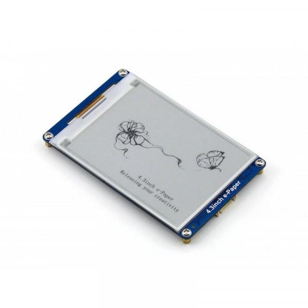 Module d'affichage E-Ink de 800x600, 4.3 pouces avec UART