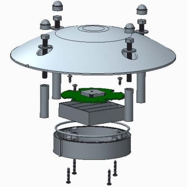 Lot complet IoT Park Sensor - Sigfox RCZ1