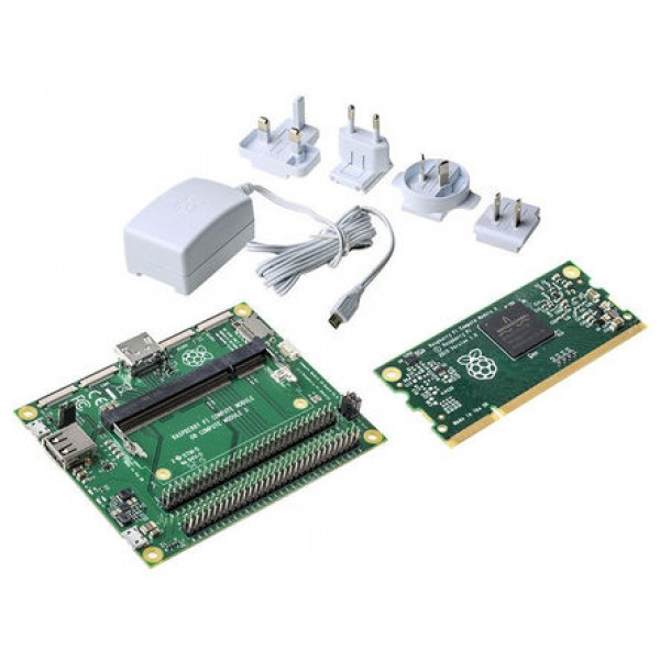 Raspberry Pi Compute Module 3 Dev Kit
