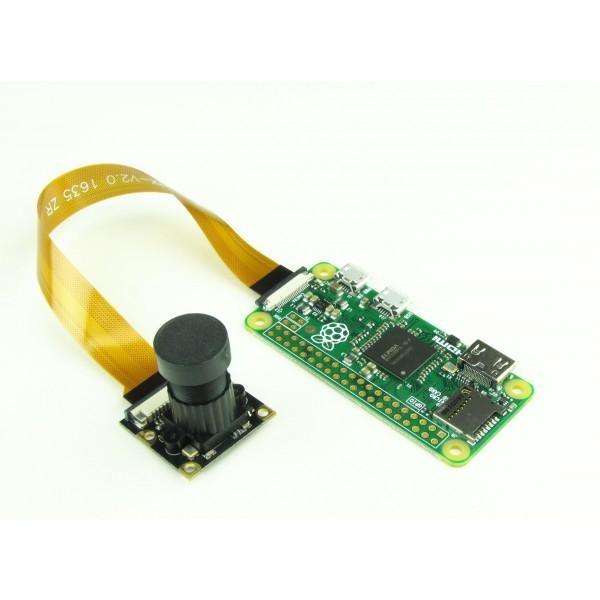 Câble camera 15cm pour Raspberry Pi Zero V1.3 150.0mm x 16.0mm x 0.2mm
