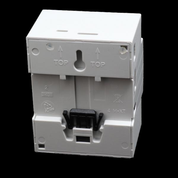 Boitier 4M Rail DIN pour Raspberry Pi B+ / Pi 2 / Pi 3 pour les professionnels