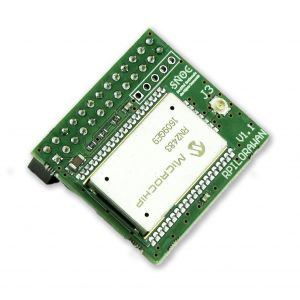 Carte de communication LoraWan pour Raspberry Pi
