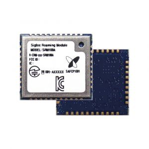 Carte d'évaluation du module SRM100A Sigfox Monarch (EVBSRM100A)