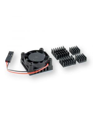 Dissipateurs thermiques Raspberry Pi 4 avec ventilateur
